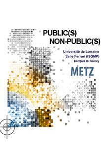 Colloque public(s) non-public(s)
